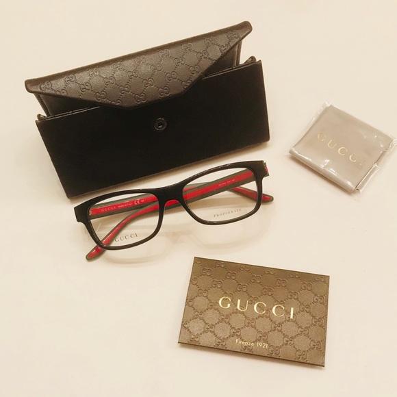 f706b31a86 Gucci Accessories - GUCCI Eyeglasses 100% Authentic